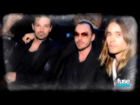 "Jared Leto on 30 Seconds to Mars' Lawsuit & Oscar Buzz for ""Dallas Buyers Club"""