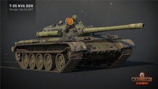 ЛБЗ на Т-55А - 2 Live - M4A1 Revalorisé Гость в студии