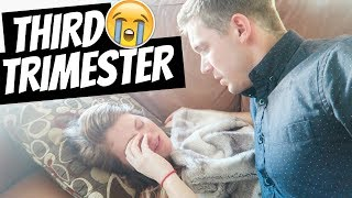 Third Trimester Pain & Husband Scares Wife 😭