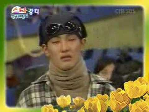 KangTa crying
