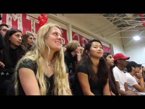 Homecoming assembly rises school spirit - Lily Bakour