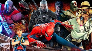 TOP 100 BEST GAMES OF THE DECADE 2010 - 2020