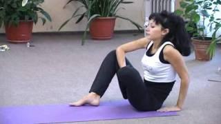 Катерина Кладова. Йога: растяжка, сила и гибкость