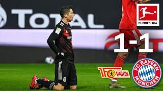 Bayern Surprised by Strong Union | Union Berlin - FC Bayern | 1-1 | Highlights | MD 11 – Bundesliga