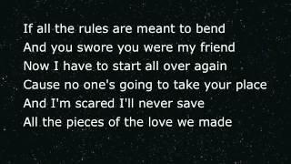 Christina Perri- Sad song Lyrics