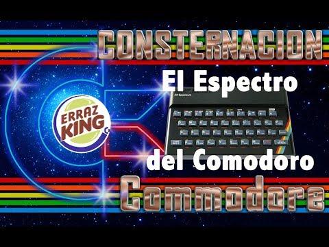 Consternación Commodore chapter 4 EL ESPECTRO DEL COMODORO