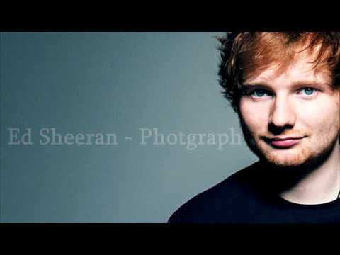 Ed Sheeran - Photograph (Lyrics)