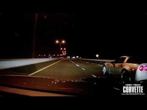 Corvettes - Tearing Up The Streets