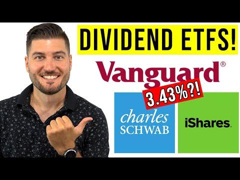 The 3 Best Dividend ETFs (Buy & Hold)