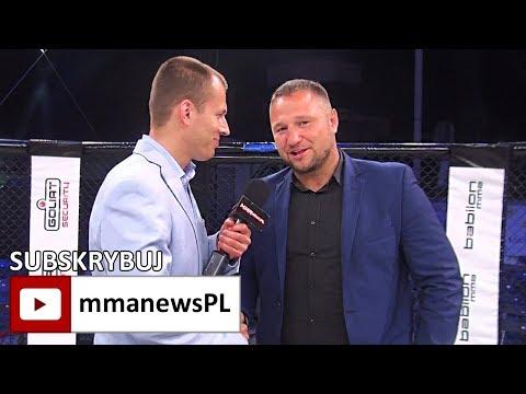 """Podsumowanie i dalsze plany """"Babilon MMA"""" z Tomaszem Babilońskim"""