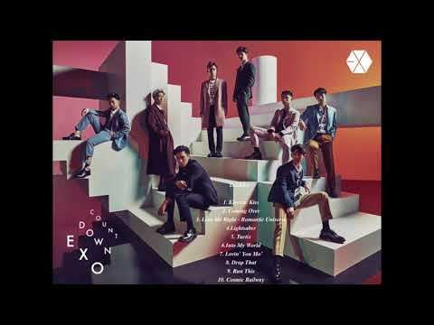 [Full Album] EXO - Countdown  [Japanese]