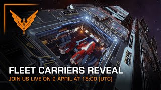 Fleet Carriers Content Reveal preview image