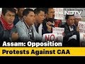 Opposition Protests In Assam Assembly After Speaker Denies Discussion On CAA