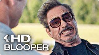 AVENGERS 4: Endgame All Bloopers & Bonus Clips (2019)