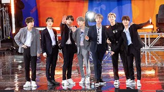 BTS Brings the House Down During Good Morning America Performance