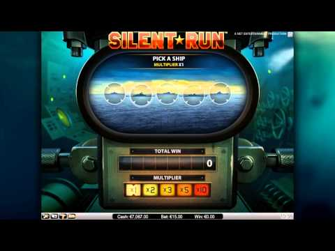 Play Silent Run™ at EuroSlots.com