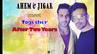 Ahem & Jigar Meet Together After Two Years.