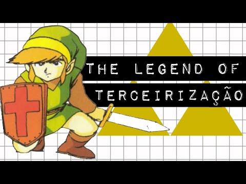 THE LEGEND OF TERCEIRIZAÇÃO #meteoro doc