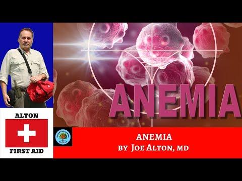 Anemia by Dr. Alton