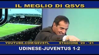 QSVS - I GOL DI UDINESE - JUVENTUS 1-2  - TELELOMBARDIA / TOP CALCIO 24