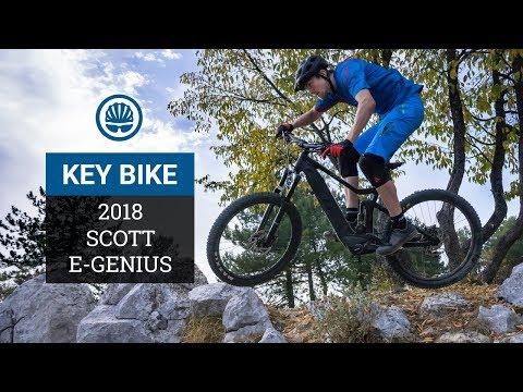 Scott E-Genius - Key Bikes Of 2018