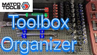 Matco Tools: Tool Box Organization Grid and Master Bit Set