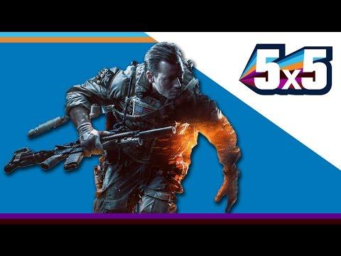 Baixar 5 Most Broken Video Games (feat. Seether) - 5x5 - Episode 18