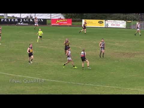 Round 18 Development Highlights: Werribee vs Northern Blues