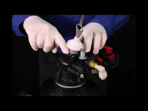 Control Valve Maintenance, Part 2: How to Replace Seals, Piston, Brine Valve