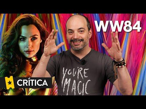 Crítica 'Wonder Woman 1984'