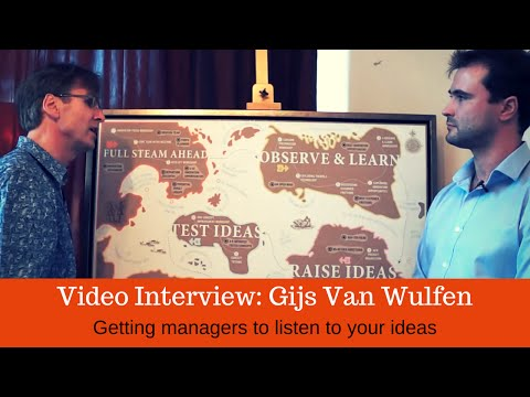 Gijs van Wulfen interview with Nick Skillicorn improvides