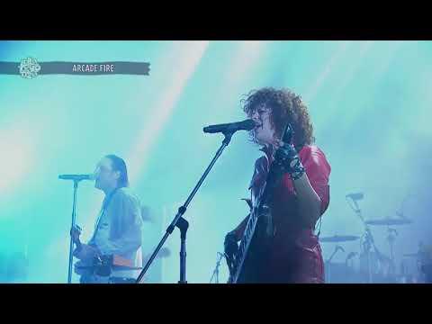 Arcade fire - Creature comfort / Lollapalooza 2017