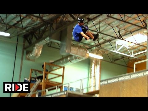 Hawk's Ramp Session Vol 3 -Trannies Mitchie Brusco, Jimmy Wilkins, Jesse Thomas & More