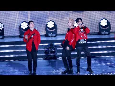 160618 수원 콘서트 EXO - Heaven (D.O. Focus)