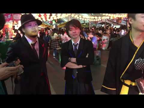 竜馬四重奏:JAPAN EXPO THAILAND2019ver