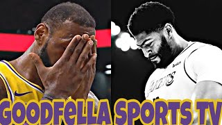 (Breaking News) Anthony Davis Already Injured For Los Angels Lakers!!!