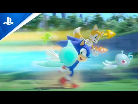 Sonic Colors Ultimate - Launch Trailer | PS4