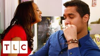 Physical Fight Breaks Out At Chantel's Family Dinner | 90 Day Fiancé: Happily Ever After?