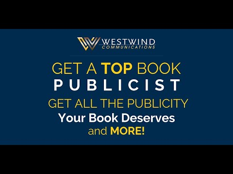 Book Marketing by Book Publicist Scott Lorenz