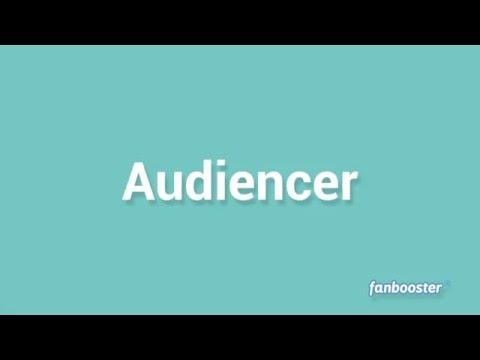 NEW Audiencer Updates April 2016