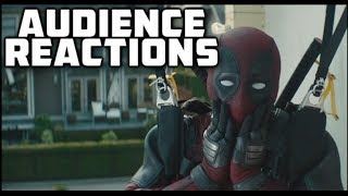 Deadpool 2 {SPOILERS RE-POST}: Audience Reactions | May 18, 2018
