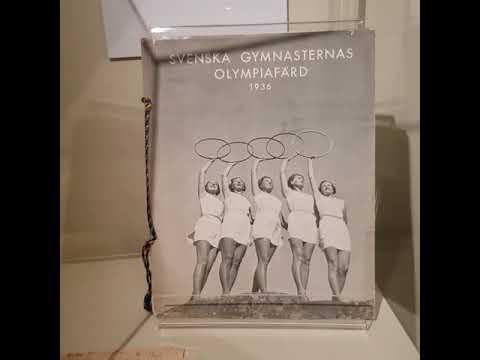 Visning - Stina Grönwall och olympiaden 1936 i Berlin
