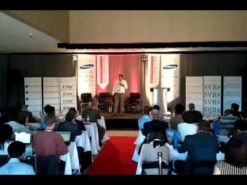 Tolis Aivalis - First pitch in Silicon Valley