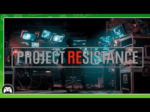 Project REsistance: Trailer de Gameplay