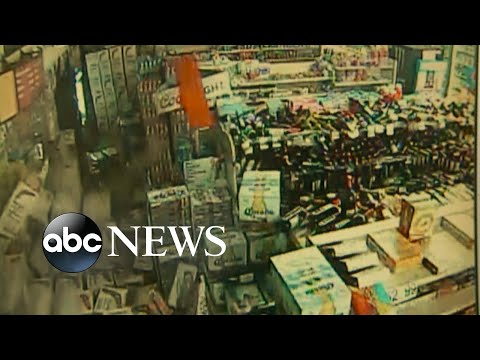 Biggest earthquake in 20 years rocks southern California