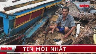 ⚡ Tin mới nhất | Làng biển xác xơ, ngư dân tính chuyện bỏ nghề