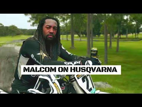 Malcom Stewart on Husqvarna for 2022