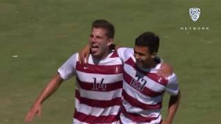 Recap: Amir Bashti's two goals in two-minute span lifts Stanford men's soccer over Delaware