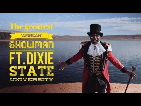 Alex Boyé - A Million Dreams (The Greatest 'African' Showman) ft. Dixie State University