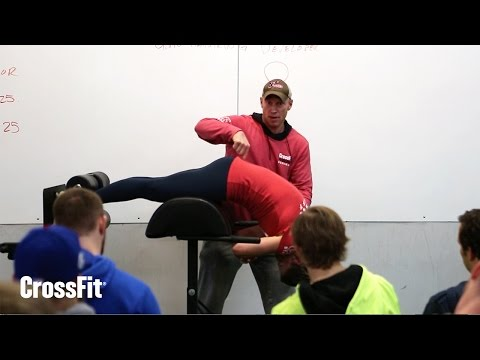 Midline Stabilization: Hip & Back Extension